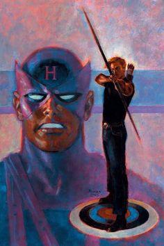 Hawkeye Issue #1