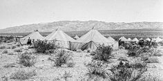 Desert training with Gen. George Patton - Framework - Photos and Video - Visual Storytelling from the Los Angeles Times