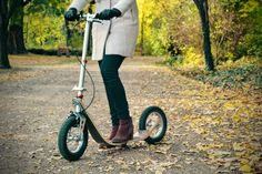 premium kick scooter for adults