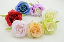 1 pcsHome accesorios alta flores artificiales rosas flores artificiales adornan la sala de estar adornos florales(China (Mainland))