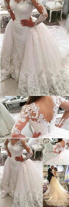 2018 Wedding Dresses #2018WeddingDresses