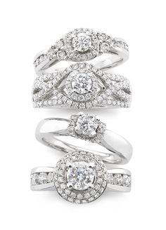 match made in heaven diamond wedding rings - Jcpenney Rings Weddings
