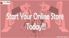 Looking 4 more #Customers ? we http://www.tech-kart.in are here 2 help u.Start #onlinestore today. #boutique #smallbiz