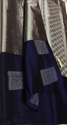 Silk Saree Banarasi, Kanjivaram Sarees Silk, Indian Silk Sarees, Pure Silk Sarees, Saree Color Combinations, South Silk Sarees, Latest Silk Sarees, Lehenga Saree Design, Bridal Silk Saree