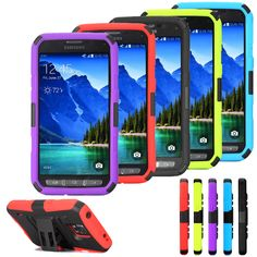 Sidearm Series Rugged Holster Case Kickstand for Samsung Galaxy S5 Active | eBay