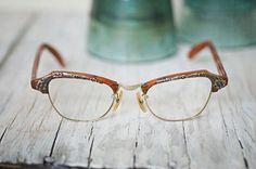 Vintage Cat Eye Glasses $65.00