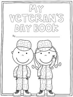 My Veteran's Day Book {Freebie}. Social Studies - History, U.Your kiddos will fill in words to make this short little book on Veteran's Day and then draw pictures! Kindergarten Social Studies, Social Studies Activities, Teaching Social Studies, Kindergarten Classroom, Kindergarten Activities, Classroom Activities, Holiday Activities, Classroom Ideas, Kindergarten Thanksgiving