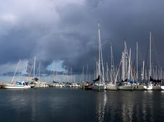 Brejning Bådhavn august 2014
