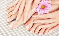 Mosaic Salons – Las Vegas Manicure, Pedicure, or Mani-Pedi (Up to Off) Pedicure En Gel, Mani Pedi, Manicure And Pedicure, Shellac Manicure, Shellac Gel Polish, Clear Nail Polish, Pink Polish, Best Nail Spa, Toenail Fungus Cure
