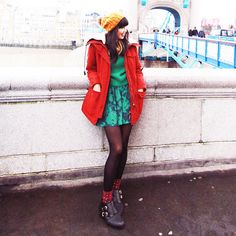 Tower bridge, london (by KANI (Connie) Cao) http://lookbook.nu/look/4636925-tower-bridge-london