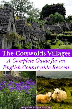 Planning a trip to England? Take a break from London and escape into the Cotswolds English countryside. Use this guide to plan Cotswolds things to do, the best Cotswolds villages, and England's gorgeous countryside! Europe Travel Tips, European Travel, British Travel, Travel Packing, Travel Guides, Cool Places To Visit, Places To Travel, Hotel Istanbul, England Countryside