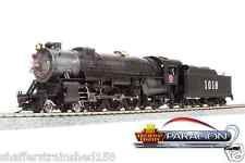 Broadway Limited # 1140 USRA Heavy Pacific C&EI # 1020 Paragon2 Sound DCC HO MIB
