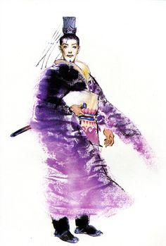 Illustration | 袁術 | 三國志 Three Kingdom | Chen Uen 鄭問