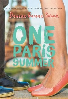 I love a good contemporary set in Paris. They're always sweet and romantic while still being able to be a great coming-of-age story, too #books