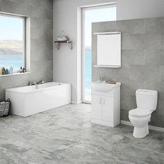 Cove Complete Bathroom Suite