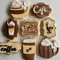 I guess it's National Coffee Day! Somehow, I never know these things! #nationalcoffeeday #coffeecookies #whatiliveon