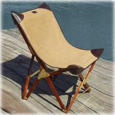 Moss & Marsh. Coolest. Chair. Ever.