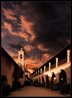 Kykkos Monastery, Troodos Cyprus