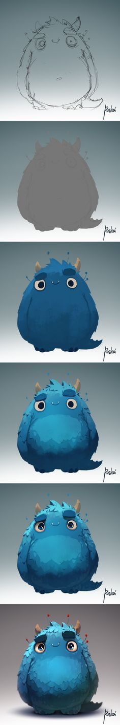 Art by Alexandr Pushai*  • Blog/Website | (https://www.behance.net/pushaiart)    ★ || CHARACTER DESIGN REFERENCES™ (https://www.facebook.com/CharacterDesignReferences & https://www.pinterest.com/characterdesigh) • Love Character Design? Join the #CDChallenge (link→ https://www.facebook.com/groups/CharacterDesignChallenge) Share your unique vision of a theme, promote your art in a community of over 50.000 artists! || ★