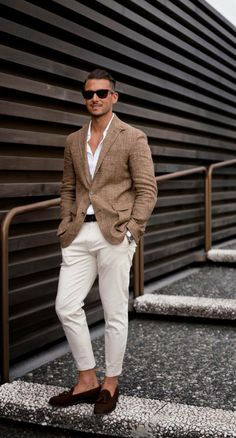 Street style looks for men