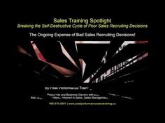 Sales Recruiting | Identify, Hire & Obtain Results from Top Sales Producers
