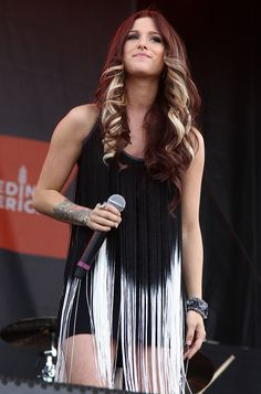 Cassadee Pope - obsessed with her hair