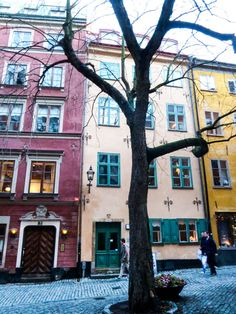 A Weekend in Stockholm - Hither & Thither