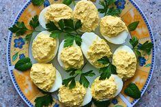 Gefüllte Eier – Ein Muss auf jeder Party ;)