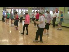 Zumba Gold great for seniors 70+ - TIMBER by Pitbull - YouTube