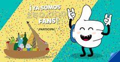 Estoy celebrando los 250.000 fans en Hipercor, y he participado en el sorteo. Descúbrelo aquí.