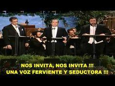 Los 3 Tenores- La Traviata (Subtitulada Español) HD -Libiamo Ne' Lieti Calici (Los Ángeles: 1994) - YouTube