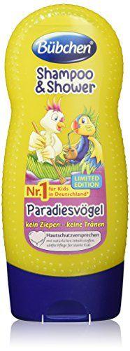 Bübchen Shampoo und Shower Paradiesvögel, Flasche, 4er Pa... https://www.amazon.de/dp/B01CJY3QJQ/ref=cm_sw_r_pi_dp_x_tXTizbX0YQ5DA