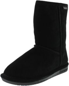 official photos 94f3b 05304 Bearpaw Women s Emma Short Ankle-High Suede Boot in Clothing, Shoes    Accessories, Women s Shoes, Boots