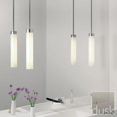 Bathroom Pendant Sconces the riva wall lights are a mix and match collection of hotel style