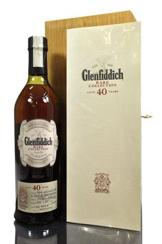 Glenfiddich 40 Year Old - Rare Collection 2004