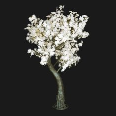 Bright Baum LED Artificial Tree, 7-Feet, Snow White Maple *** Be sure to check out this awesome product.