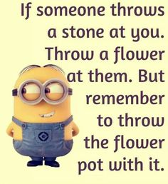 Everyone loves minions more than any other personality. So you love Minions and also looking for Minions jokes then we have posted a lovly minion jokes.Read This 15 Hilarious jokes. Funny Minion Pictures, Funny Minion Memes, Minions Quotes, Funny Texts, Funny Quotes With Pictures, Funny Drunk, Drunk Texts, Epic Texts, 9gag Funny