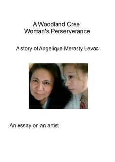 Angelique Merasty Levac – Cree artist birch biting expert and author (Malcolm McColl First Nation Series Book American Indian Art, Native American Art, Pow Wow, Le Far West, First Nations, Book 1, Author, Birch Bark, Songs