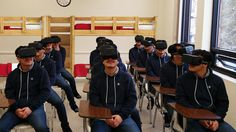 When Virtual Reality Meets Education