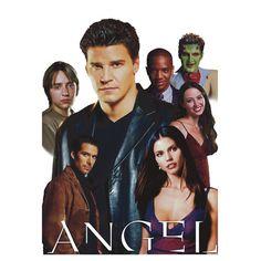 Angel TV series - The Good Guys