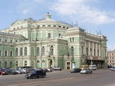 The Mariinsky Theatre, named after Empress Maria Alexandrovna, is a historic theatre of opera and ballet. Description from citytripplanner.com. I searched for this on bing.com/images