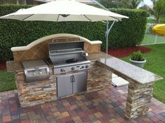 18 Outdoor Kitchen Ideas For Backyards                                                                                                                                                                                 More