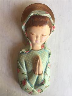 Taller de Jeannette Molina  Virgen de Ziña con decoupage Ale Karmy