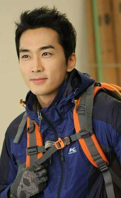 Asian Celebrities, Asian Actors, Korean Actors, Song Seung Heon, Dr Jin, Handsome Asian Men, Korean Star, Man In Love, K Idols