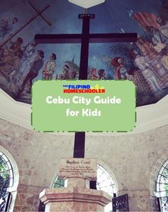 It was Gab's first time to visit Cebu. It's for a family vacation but we also took the opportunity to kick off our history lessons and learn more about the Philippines. This Cebu City E… Cebu City, Take The Opportunity, Filipino, Philippines, Homeschool, Tours, Vacation, History, Learning