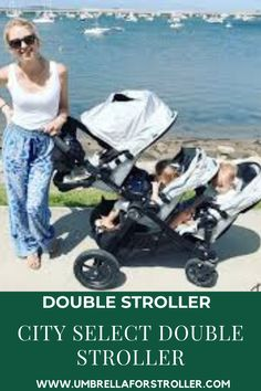 When you become a first-time parent of twins or welcoming a second child, choosing the exact double stroller can feel awesome. The sheer number of choices is enough to create anyone dizzy (or see double). The Baby Jogger City Select Double Stroller is an accepted pick due to its many configurations. City Select Double Stroller, Double Stroller Reviews, Baby Jogger City Select, Double Strollers, Baby Strollers, Large Diaper Bags, Umbrella Stroller, First Time Parents, Second Child