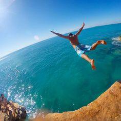 #gopro #cliff #cliffjumping