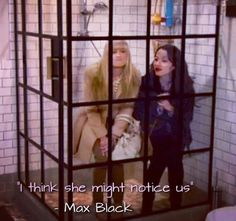 Max Black - 2 broke girls Funny Tv Quotes, 2 Broke Girls, Max Black, Haha, Ha Ha