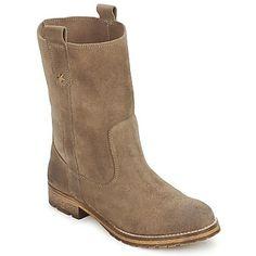 Bottines / Boots Casual Attitude MOOKO Marron 350x350
