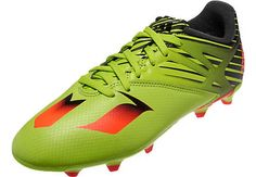 Adidas Kids Messi 15.3 FG Soccer Cleats. Available From Www.soccerpro.com